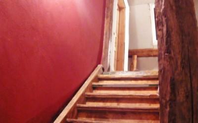 Bild von Treppe