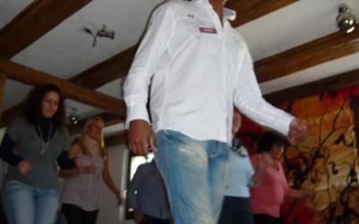 Salsa mit Emilio