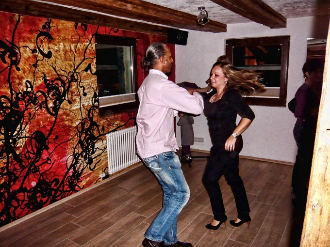 Salsa Party am 25.06.2011 ab 19:30 Uhr